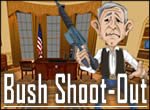 Gioco Bush Shoot-Out